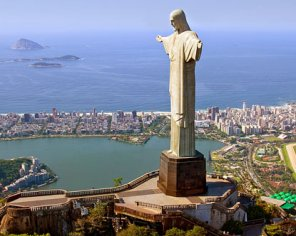 Images and Places, Pictures and Info: christ the redeemer statue facts