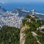 what are some tourist attractions in Brazil